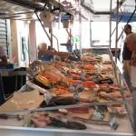 Godt utvalg i fisk