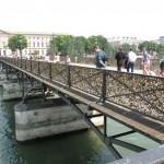 Hengelåser Pont de l'Archevêché