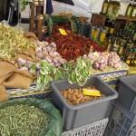 Mandler og olivenolje